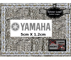Yamaha Guitar Decal 134s